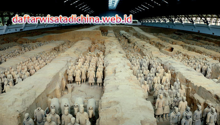 Foto Terracota Army