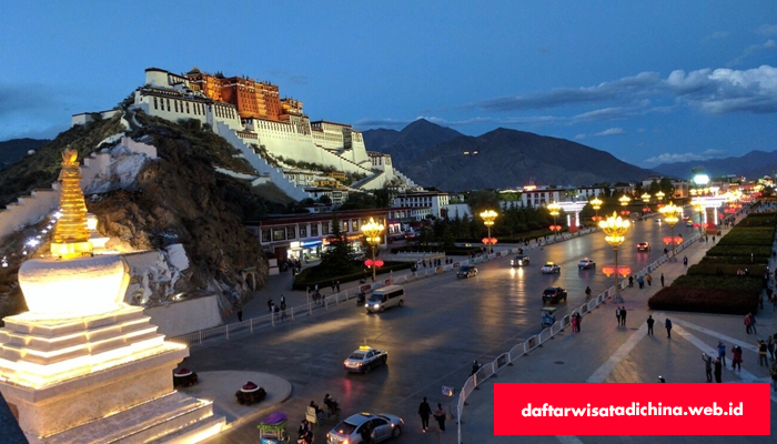 Potala Palace, Lhasa